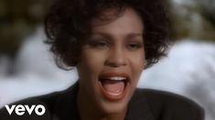 Mi Musica de los años, Whitney Houston - I Will Always Love You (Official. Whitney Houston Youtube, Whitney Houston Albums, Missing You Songs, Best Love Songs, Romantic Love Song, Beautiful Songs, Romantic Mood, Joe Cocker, Christina Perri