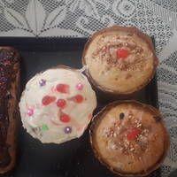 Pan dulce Argentino de navidad
