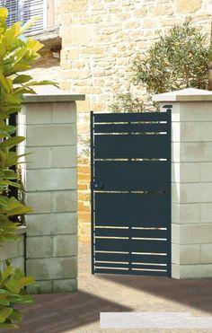 Portail, portillon, clôture acier - Himalia - ROY Plus