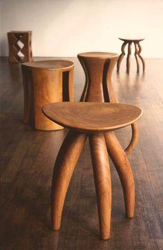 furniture wood design log stools a01 1 modern furniture wood design