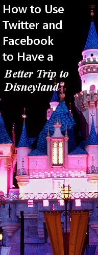 How to Use Social Media to Improve Your Disneyland Vacation