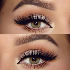 Immagine di makeup, eyes, and beauty
