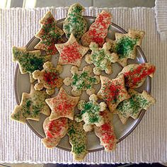 polish christmas cookie recipes - Kolacky Polish Christmas Cookies
