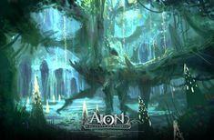 배경 컨셉아트 [5] | AION: The Tower of Eternity - 아이온: 영원의 ...