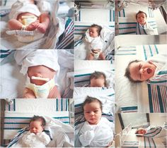 In hospital Newborn Portrait Photography | Jacksonville Fl | Click to see more