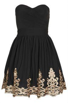 **Lila Bandeau Dress by TFNC