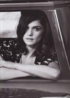 Rachael Weisz - Vouge Italia