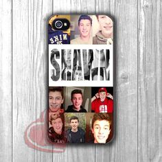 Shawn Mendes Collage Magcon - Fzia for iPhone 4/4S/5/5S/5C/6/ 6+,samsung S3/S4/S5,samsung note 3/4