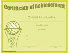 Junior Achievement Certificate Of Achievement Template Luxury A Printable Certificate Of Achievement Honoring Excellence Perfect Attendance Certificate, Certificate Layout, Graduation Certificate Template, Certificate Of Achievement Template, Free Printable Certificates, Certificate Of Completion, Certificate Templates, Baby Dedication Certificate, Amigurumi