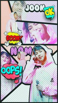 Kim Namjoon || #BTSWallpaper #RM