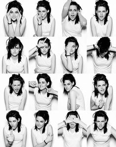 Photography Poses : – Picture : – Description Kristin Stewart -Read More – Low Key Fotografie, Foto Face, Poses Modelo, Poses References, Posing Guide, Face Expressions, Photo Reference, Design Reference, Art Reference
