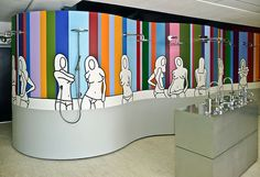 Lots of Kevs Coloured Girls : Richard Scott Coloured Girls, Pop Art, Culture, Shower, My Love, Painting, Color, Image, Ideas