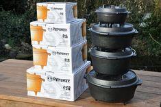 Petromax Feuertöpfe / Dutch Oven auf BBQPit.de im Test