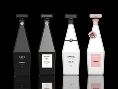 Champagne de CHANEL via Packaging of the World - Creative Package Design Gallery http://ift.tt/2zlhbGL