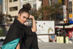#highfashion #outdoorphotoshoot #outdoorportrait #hairstyleideas #updoideas #updo #asian #hispanic #portrait