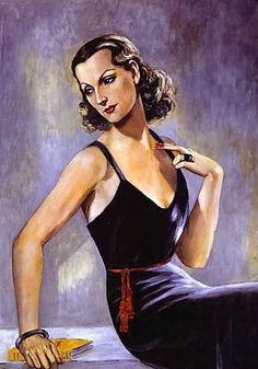 Francis Picabia, Ellegant 1942-43