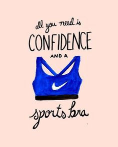 Another one of my illustrations for the @nikewomen @tumblr page!  #art #illustration #design #painting #drawing #colorful #pink #fitness #fitnessmotivation #nike #goals #handwriting #lettering #tumblr by theebouffants