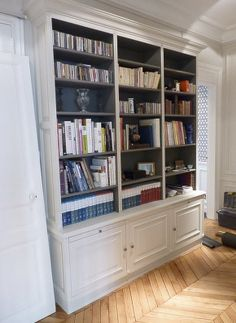 bibliotheque salon Entreprise François
