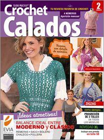 Crochet - CALADOS Nº 02 - 2012 #Evia Octubre
