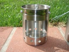 """Tomahawks Adventure travel and survival: Home made and Portable """"Hobo Stoves"""" stoves"""
