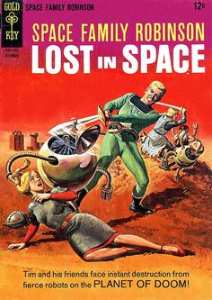 1965 Space Family Robinson - Lost in Space