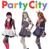 monster high kids costumes | Costumes Kids on For Halloween 2010 Party City Offered Three Monster ...