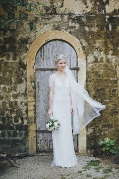 "Jenny Packham ""Eden"" dress. I honestly have never loved a dress so much before."