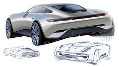 Just Porsche on Behance