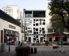 Photography: Wang Shu Projects, by Clement Guillaume Photography: Wang Shu Projects (7) – ArchDaily