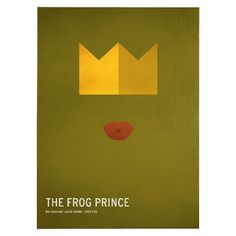 Trademark Global The Frog Prince Unframed Wall Canvas