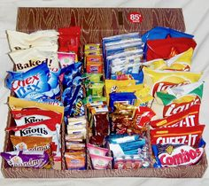 Make Money With The Honor System Snack Box This Is Another