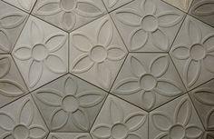 moderne beton fliesen idee design innovativ
