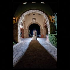 This was taken at Oak Creek Golf Course in #Irvine California.   It's part of our #weddingphotography services.  #NightPhotography #Romantic