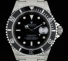 LICENSE TO KILL watch. Rolex Submariner Oyster Perpetual Date 16610.