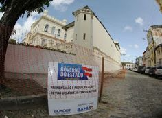 Pregopontocom Tudo: Recuperação do Centro Antigo de Salvador incentiva crescimento da economia...