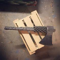 (Part 4) very heavy axe