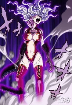 Fairy Tail, Mirajane: Satan Soul