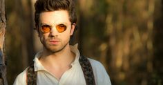 Dominic Cooper as Henry Sturges in Abraham Lincoln:Vampire Hunter!