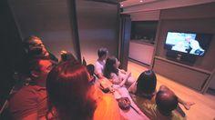 Tiny Transformable Home Cinema
