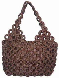 Marvelous Crochet A Shell Stitch Purse Bag Ideas. Wonderful Crochet A Shell Stitch Purse Bag Ideas. Crochet Rings, Bag Crochet, Crochet Shell Stitch, Crochet Handbags, Crochet Purses, Crochet Shawl, Purse Patterns, Crochet Patterns, Fabric Yarn