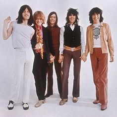 The Stones in 1969, photographed by Ethan Russell #rollingstones #1969 #ethanrussell