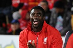 Kolo Toure (Photo by Andrew Powell/Liverpool FC via Getty Images)