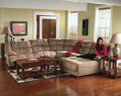 microfiber recliner sectional sectional sofa recliner chaise 260