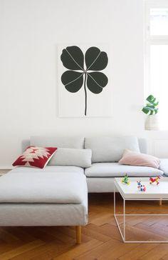 Glück im Blick | Foto von Mitglied eliZa. #wohnzimmer #livingroom #interior #interiordesign #interiorinspo #solebich #deko #decoration #frühling #spring