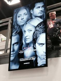 The season 7 poster for the vampire diaries has been released. the poster was released at san diego comic con yesterday, july Vampire Diaries The Originals, Vampire Diaries Besetzung, Vampire Dairies, Phoebe Tonkin, Ian Somerhalder, Tvd Season 7, The Salvatore Brothers, Survival, Original Vampire