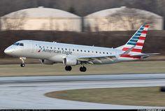American Airlines Embraer 175LR (ERJ-170-200LR) ..