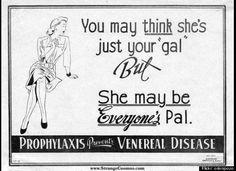 Depression-era advertisement