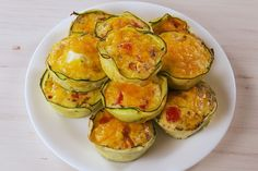 Low-Carb Zucchini Egg Cups Are Packed With Flavor