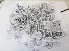 david smith | Tumblr hand lettering..