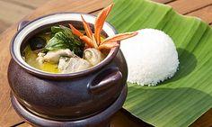 Keang Kiew Wan Kai recipe - green chicken curry